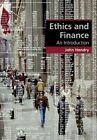 Ethics and Finance: An Introduction by John Hendry (Paperback, 2013)