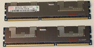 4X4GB 16GB PC3-10600R FOR DELL POWEREDGE R410 R510 R610 R710 REG DDR3 MEMORY