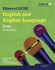Edexcel GCSE English and English Language Core Student Book by Geoff Barton, Racheal Smith (Paperback, 2010)