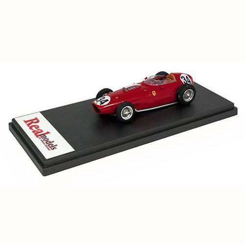Real Models 1 43 1959 Ferrari Dino 246  34 Italian Grand Prix Cliff Allison