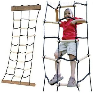 cargo nets for climbing rope kids backyard playground equipment