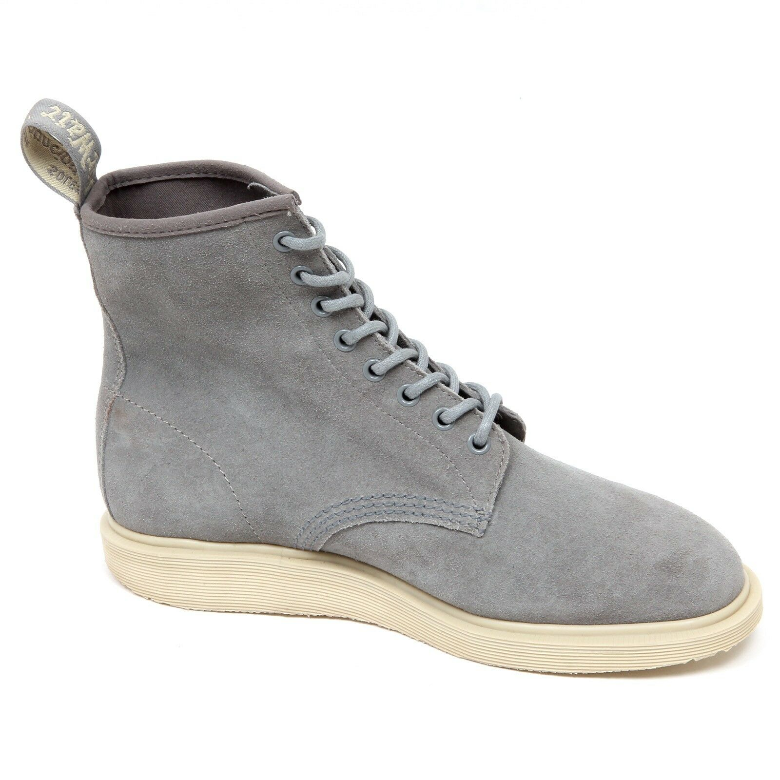 D3136 (without box) sneaker uomo DR. man MARTENS WHITON grigio shoe man DR. fdd3e5