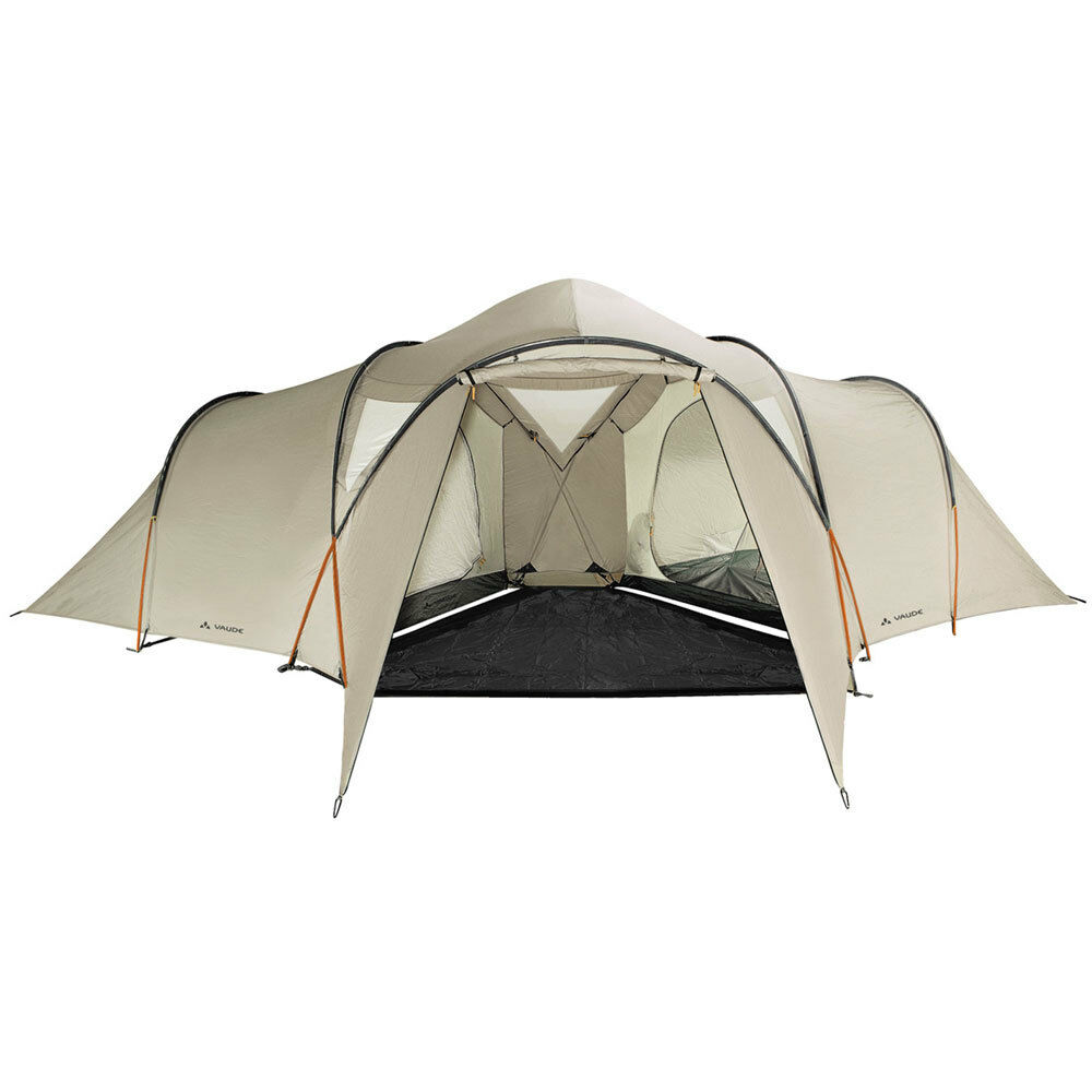 Vaude Bellu lungo 6P 6persona gruppo tenda Tende Tenda Familiare Gree tenda