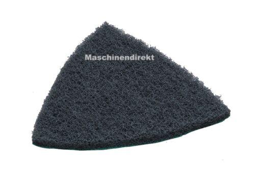 Makita b-21814 Delta reinigungsfleece Triangle 94 mm Velcro b21814 1 pièces