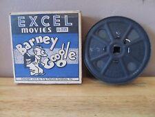 Vintage 16mm Film~Excel Movies~Barney Google~#C-104~Spark Plug~1919~w/Orig. Box