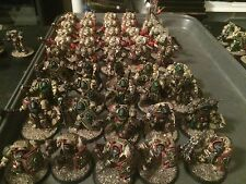 Warhammer 40k Dark Angels Deathwing Army Painted READY FOR BATTLE