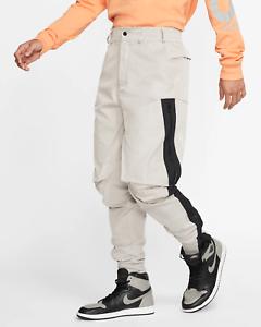 cuenta Desgastar siglo  Nike Jordan 23 Engineered Pants 3XL Beige Moon Particle Black ...