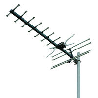 Tv Antenna Kit 2 Way Premium Pack Uhf Digital Pre Built Ready To Go Please Read