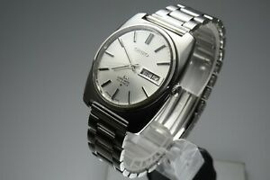 Vintage-1970-JAPAN-SEIKO-LORD-MATIC-WEEKDATER-5606-8010-23Jewels-Automatic