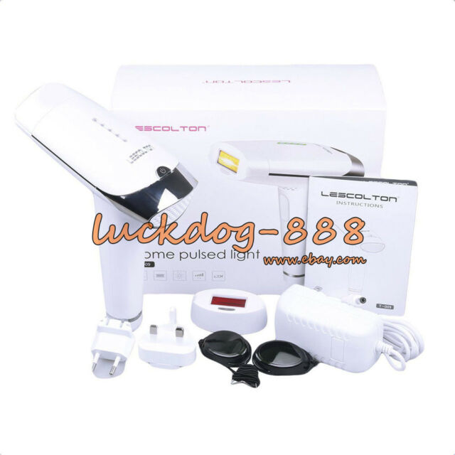 Lescolton T009 2 In 1 Laser Ipl Hair Removal Machine Face Body