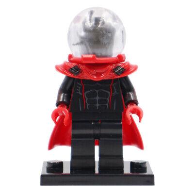 Wolf Spider Marvel Comics Spiderman Lego Moc Minifigure Toys