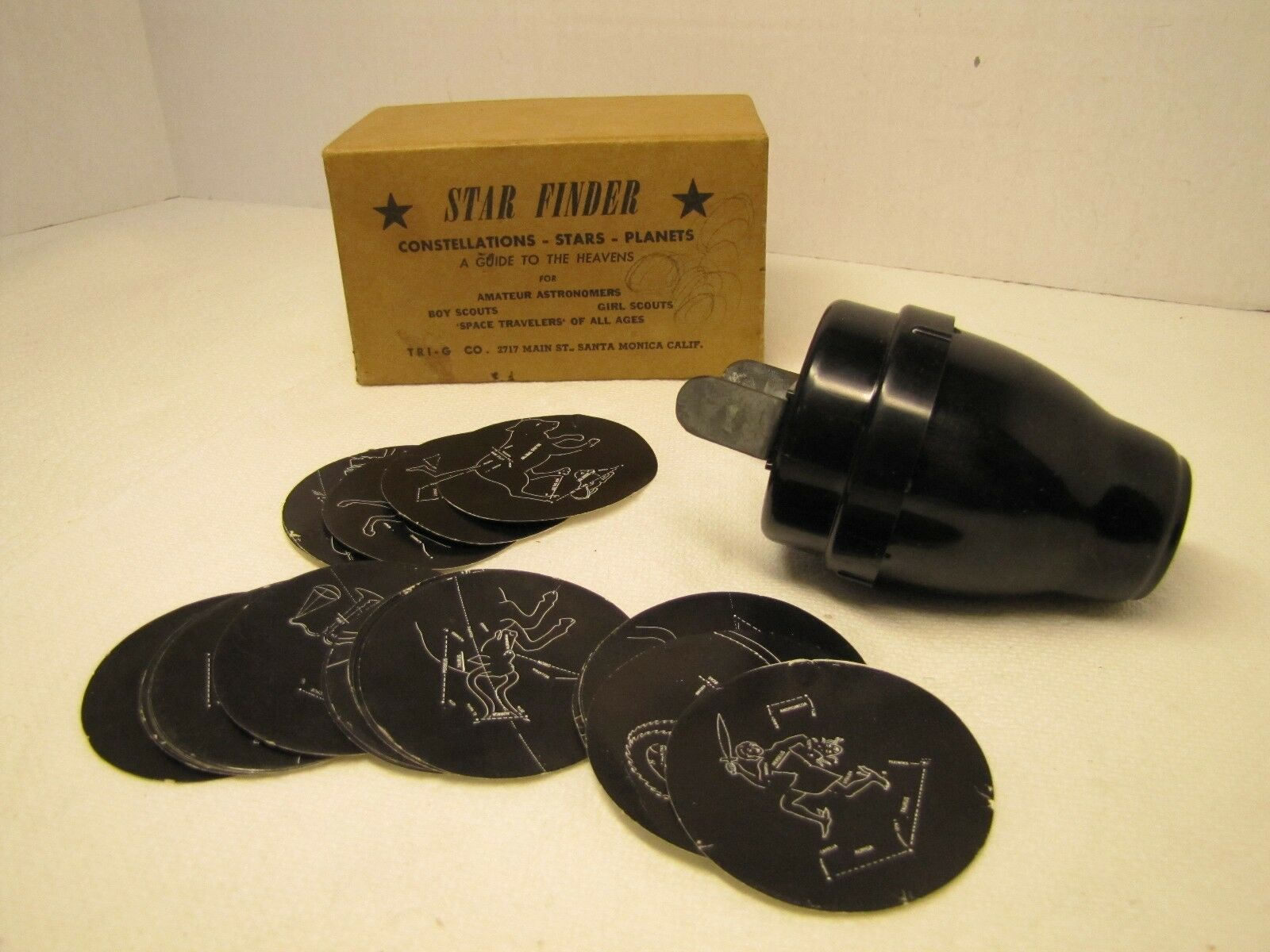 1950s 1950s 1950s Star Finder Tri-G Constellations-Stars-Planets Amateur Astronomer Scouts 6a09f3