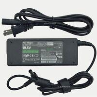 Ac Adapter Cord Charger For Sony Vaio Vpcz1190x Vpcz119fx Vpcz119gx Vpcz119hx