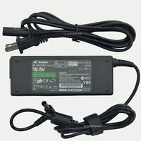 Ac Adapter Cord Charger For Sony Vaio Vgn-cs290 Vgn-cs290j Vgn-cs290n Vgn-cs290y