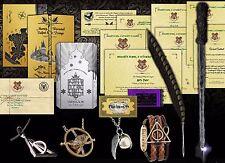 Harry Potter Hogwarts MAGNIFICENT MAGIC GIFT SET Perfect Christmas Xmas present