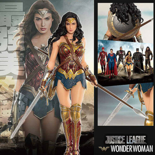 DC Comics KOTOBUKIYA  WONDER WOMAN 1//10 Justice League PVC Figure ARTFX 19cm