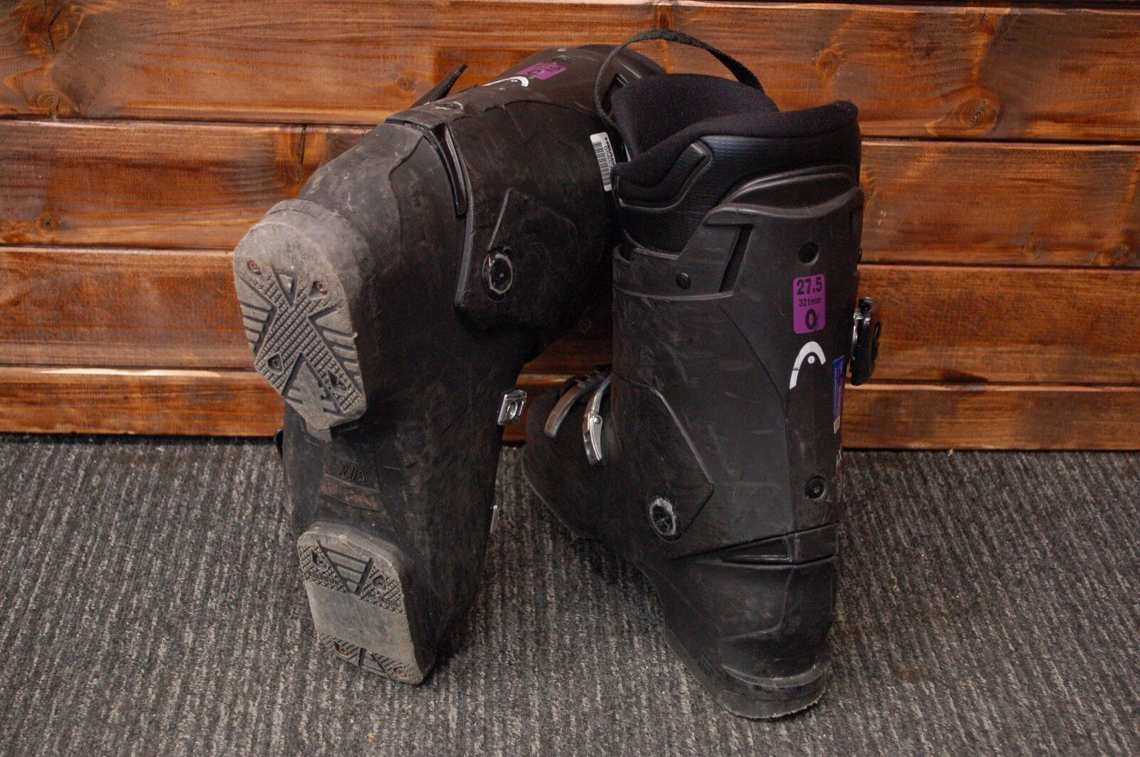 HEAD FX 65 HT Ski Stiefel (US 9; EU EU EU 42.5; UK 8.5) 04adde