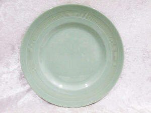 Wood-amp-Sons-Woods-Ware-Beryl-Entree-Plate-vgc-8-7-8-034