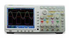 Owon Tds8104 100mhz 2gss 76mpts4 Channels Touch Screen Digital Oscilloscope