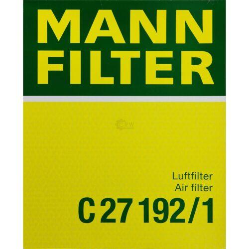 Original Homme-Filtre Filtre à air C 27 192//1 Air Filtre