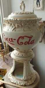 Rare Vintage Coca Cola Soda Fountain Syrup Dispenser, Numbered 67/500