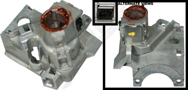 APDTY 035824 Ignition Lock Cylinder Housing & Passlock Sensor Select 00-09 GM