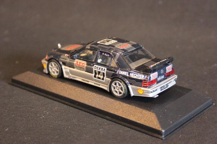 Minichamps Mercedes-Benz 190 E Evo  DTM 1990 1990 1990 1 43 Roland Asch (GER) (JS) f9332e