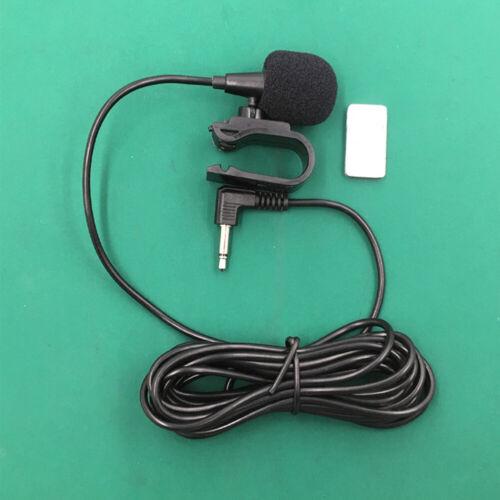UK Portable Microphone External Mic Stereo Car Audio GPS 3.5mm Bluetooth