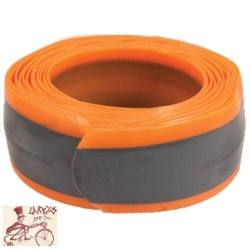 """SUNLITE 26/"""" 29/"""" X 1.9-2.35/"""" Orange Vélo Pneu Liners Tube Protections 1 paire"""