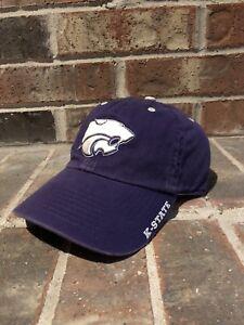 premium selection 2735a 92fcf Image is loading New-Twins-Enterprise-Kansas-State-Wildcats-Purple-White-
