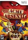 Looney Tunes ACME Arsenal (nintendo Wii 2007) Complete - Fast Post