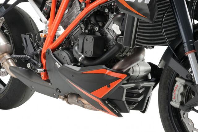 PUIG ENGINE SPOILER  KTM 1290 SUPERDUKE R 14-19 MATT BLACK
