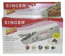 Singer Stitch Sew Quick Portable Compact Hand Held Sewing Machine