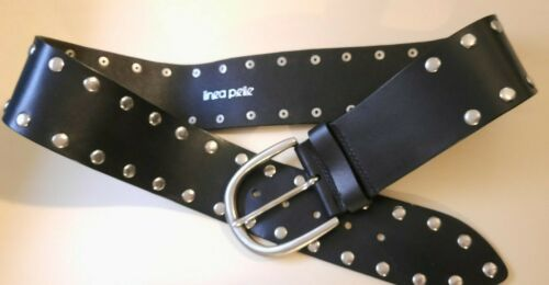 LINEA PELLE - Fashion Genuine Leather Wide Gromme