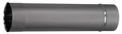 Tube rigide inox 304 Voir Diamètre FUMISTERIE En Longueur de 0,33 m