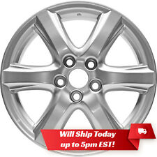 New Set Of 4 17 Replacement Alloy Wheels Rims For 2002 2011 Toyota Camry Fits 2011 Toyota Camry
