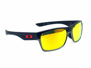 5b2b66ef10 NEW Oakley (AF) Twoface Special Edition Lin Dan Black   Fire Iridium ...