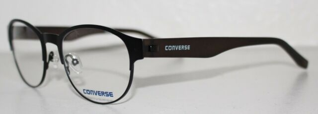29842f3d4b CONVERSE Q030 UF BLACK New Round Optical Eyeglass Frame For Men Women