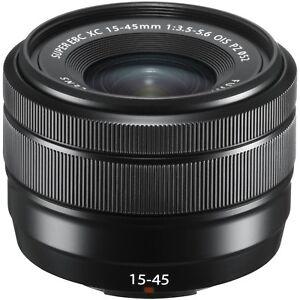 Fujinon-XC15-45mm-F3-5-5-6-OIS-PZ-Fujifilm-Lens-Black-NEW