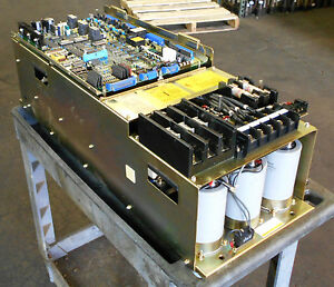 Fanuc-AC-Spindle-Servo-Unit-A06B-6055-H118-H508-Used-Warranty