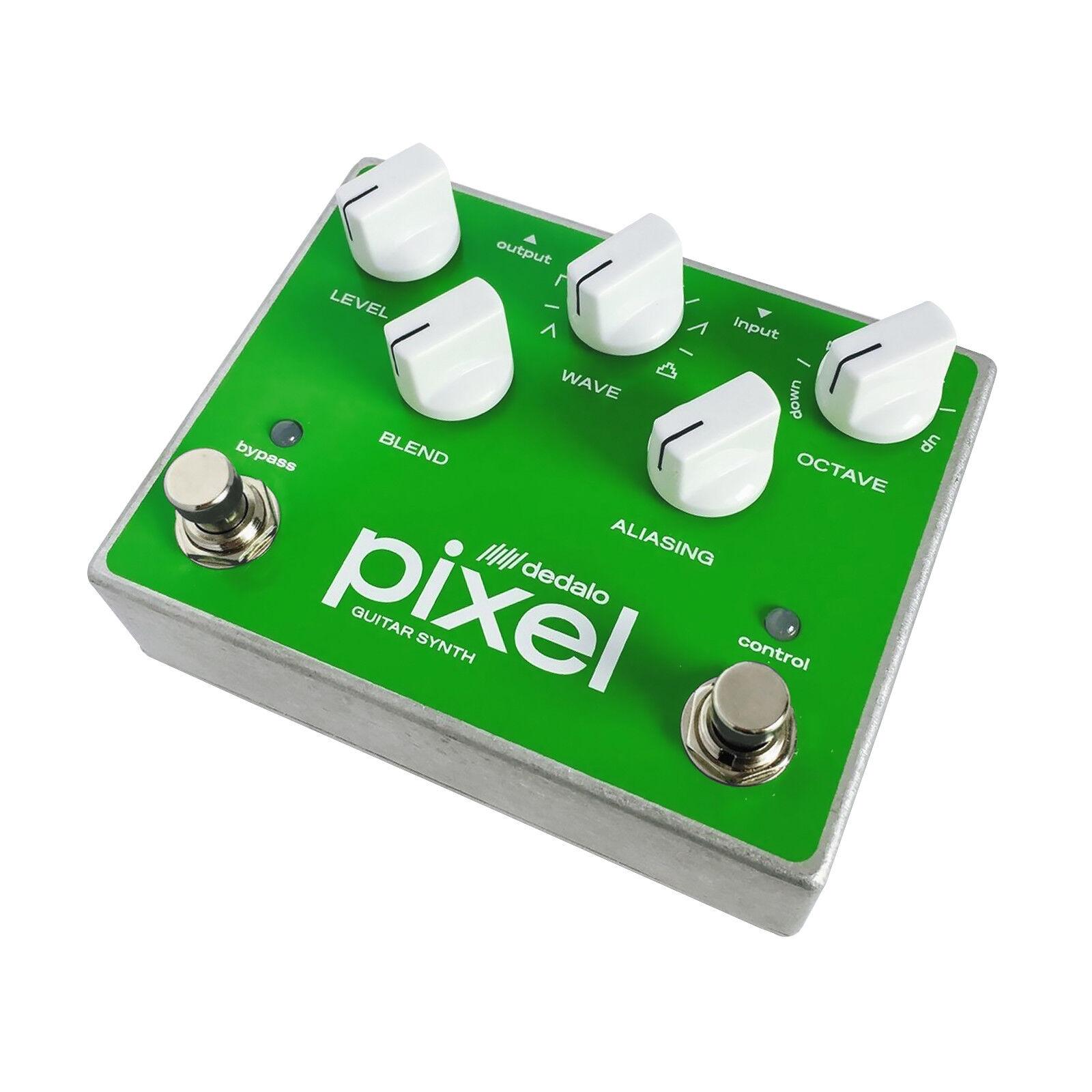 Dedalo FX Pixel Guitar Syntheziser Pedal