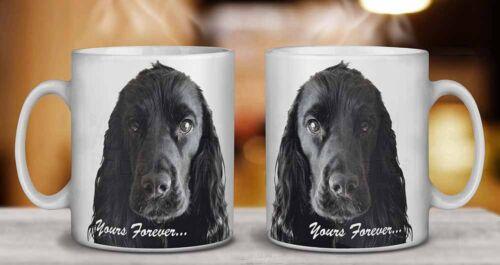 Cocker Spaniel /'Yours Forever/' Coffee//Tea Mug Christmas Stocking Fill AD-SC56MG