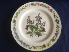 "Royal Worcester Worcester Herbs 8 3/8"" dessert plate"