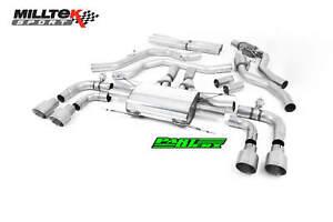 Alfa-Romeo-Giulia-2-9-V6-Milltek-Sport-Valved-Cat-Back-Exhaust-GT100-Titanium