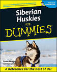 Siberian Huskies For Dummies by Diane Morgan (Paperback, 2000)