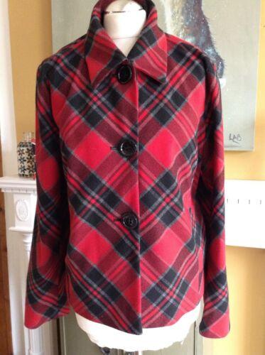 18 Uk Uk 18 Lakeland scozzese Lakeland Uk scozzese Giacca scozzese Giacca Lakeland Giacca qqrnWgH7S