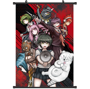 Image Is Loading Anime Dangan Ronpa Danganronpa 1 2 3 Wall