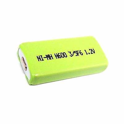 1 pc 600mah 3/5 F6 NiMH Gumstick Battery NH14WM-BC HI-MD for MD MP3 CD player