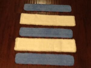Pick 4 Microfiber Fuzzy White Dry Or Blue Wet Starfiber