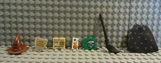 100x Lego Harry Potter Invisibility Cloak 92862, 4597356 NEW Sets 4841, 4842